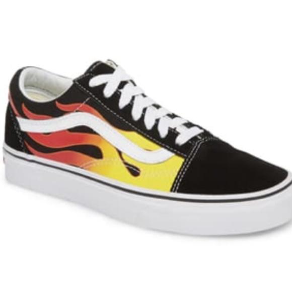 Shop \u003e flame vans low- Off 78